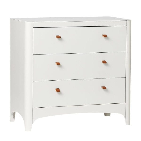 Leander Classic Dresser White