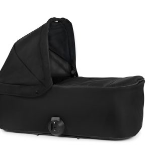 Bumbleride Single Bassinet in Matt Black - fits the Era, Indie and Speed prams