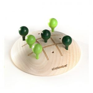 Milaniwood Wooden Naughts and Crosses
