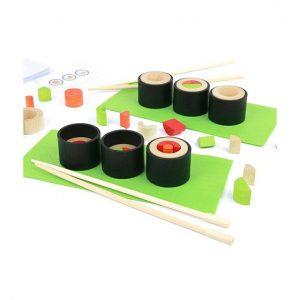 Milaniwood Wooden Sushi Game