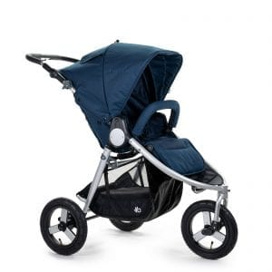 Bumbleride Indie pram in navy blue