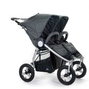 Bumbleride Indie Twin Dawn Grey