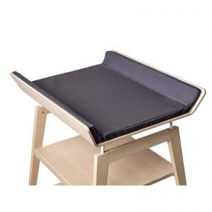 Linea by Leander change table with grey mat
