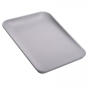 Leander Matty change mat in grey