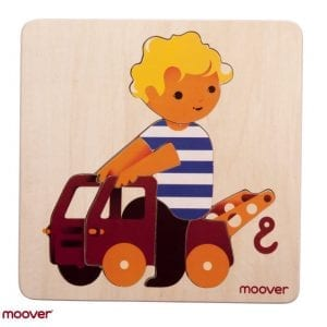 Moover Truck Puzzle
