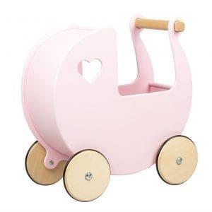 Moover Toys Dolls Pram in Pink