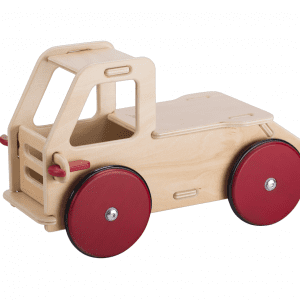 Moover Toys Baby Truck in Natural