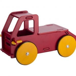 Moover Toys Baby Truck in Red