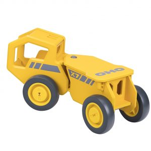 Moover OHO Yellow Construction Truck