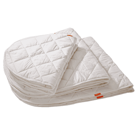 Leander cot and junior bed top mattress