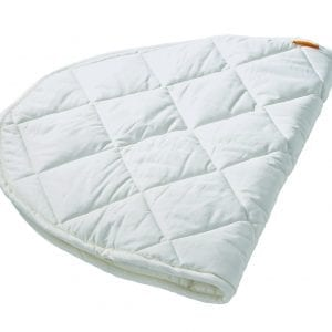 Leander Classic organic quilted mattress protector