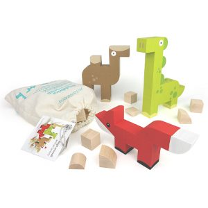 Milaniwood Animal Factory Pieces
