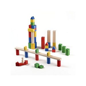 Milaniwood Block Set 51 Piece