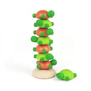 Milaniwood Turtle Challenge Stack