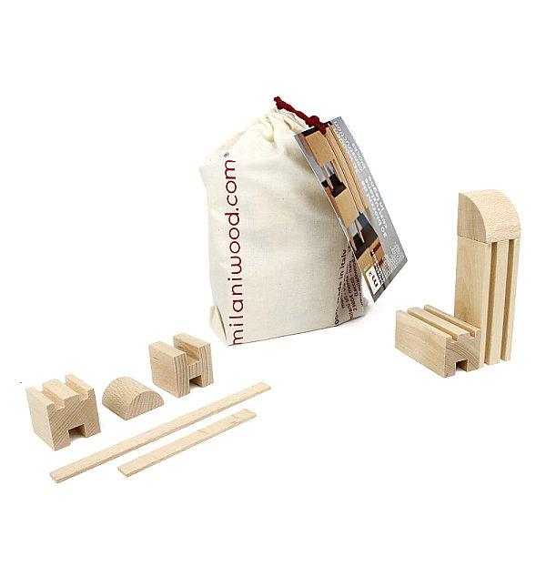 M2 City Extension Block Set packaging