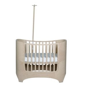 Canopy rod for whitewash Leander baby cot
