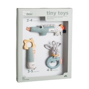 Done by Deer Tiny Activity Rattle Set - 40849