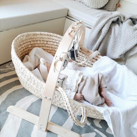 Childhome Corn Husk Basket