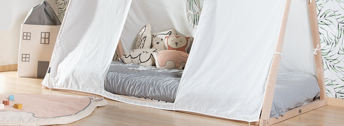 Childhome Tipi Bed Frame
