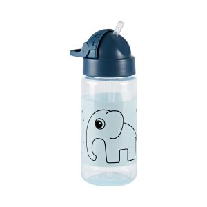 1098522 Done by Deer Elphee Straw Bottle Blue front