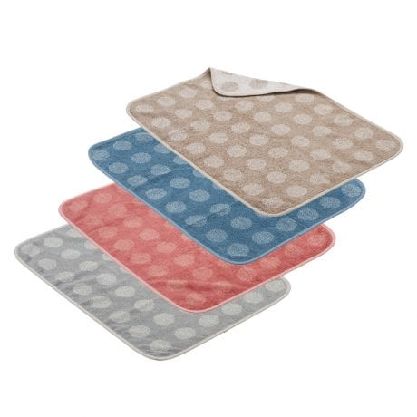 Leander Matty Organic Cotton Toppers