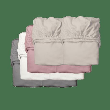 Leander Organic Cot Sheets