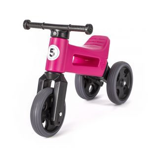 Funny Wheels Rider in Cool Pink