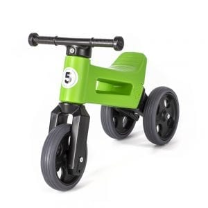 Funny Wheels Rider Racing Green FWRS05