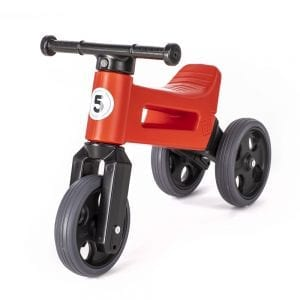 Funny Wheels Rider Ruby Red FWRS06