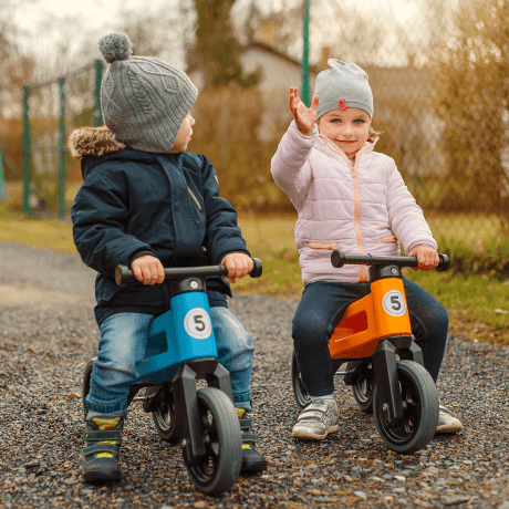 Funny Wheels the Popular Ride On Balance Bike for Toddlers and Kids