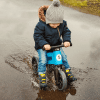 Funny Wheels Rider Balance Bike for Toddlers Blue