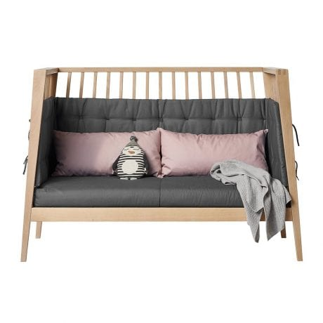 Leander Linea Luna Sofa Set Cool Grey 2
