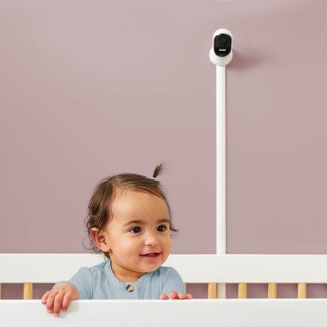 Owlet Cam with wall mount option