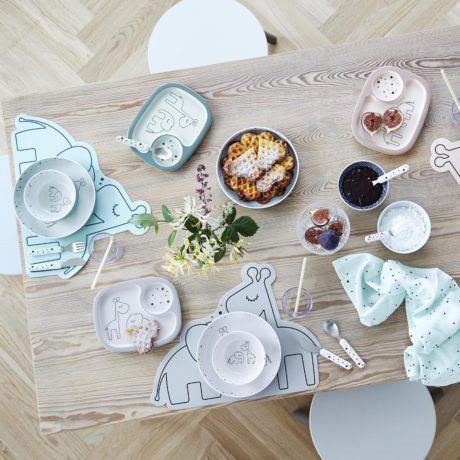 Done by Deer Dreamy Dots and Yummy Mini Tableware