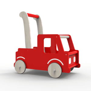 Moover Push Truck Red