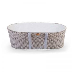 Childhome Grey Moses Basket