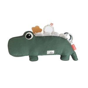 Done by Deer Croco Tummy Time Activity Toy Green 4103493