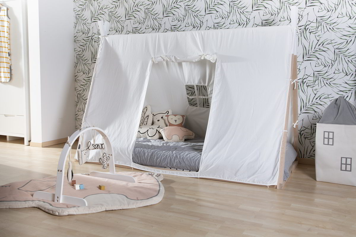 Childhome Tipi Junior Bed and Tent