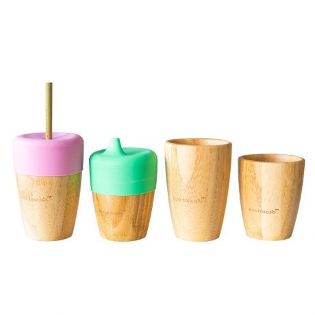 Eco Rascals Cups and Straw Collection Web
